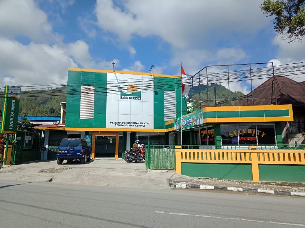 Kantor Pusat Jl. RE. Martadinata No. 09 Sungai Penuh - Kerinci - Jambi
